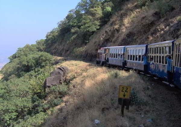 Matheran Hill Railway माथेरान हिल रेलवे