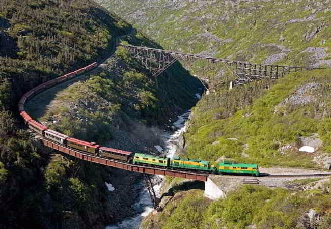 Dangerous Train Routes In World