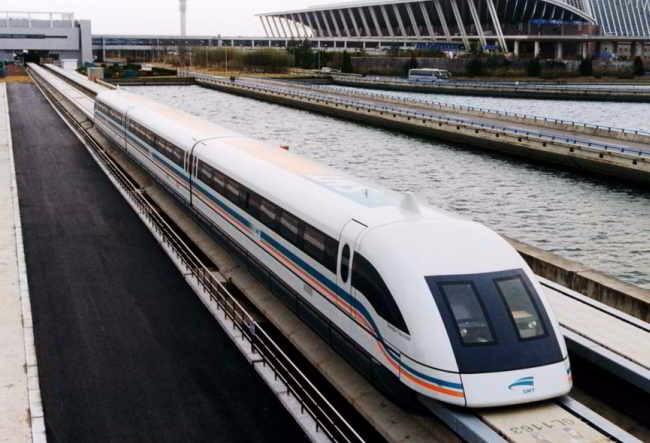 High Speed Trains In World दुनिया की सबसे फास्ट