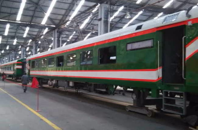 Locomotives And Coach Factory Of India