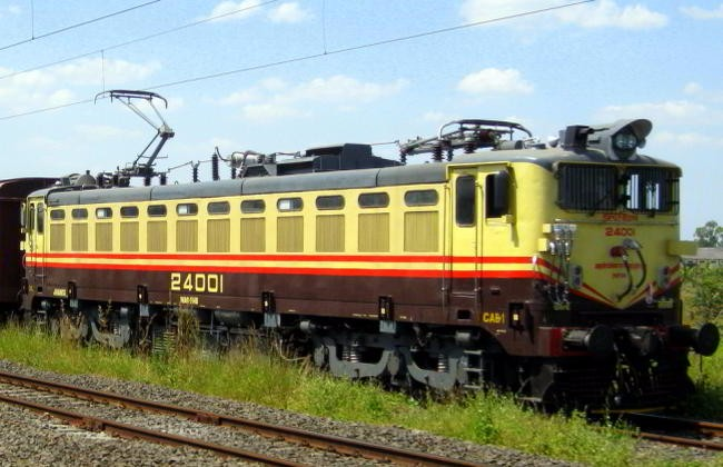 High Power Locomotives Of Indian Railways