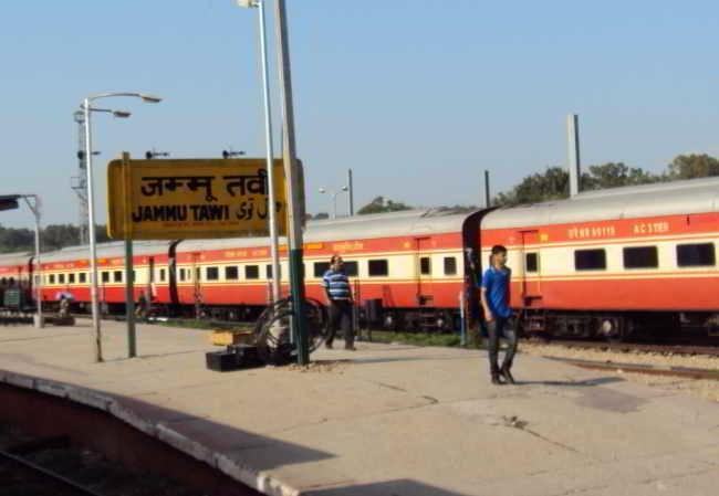 Longest Train Route In India